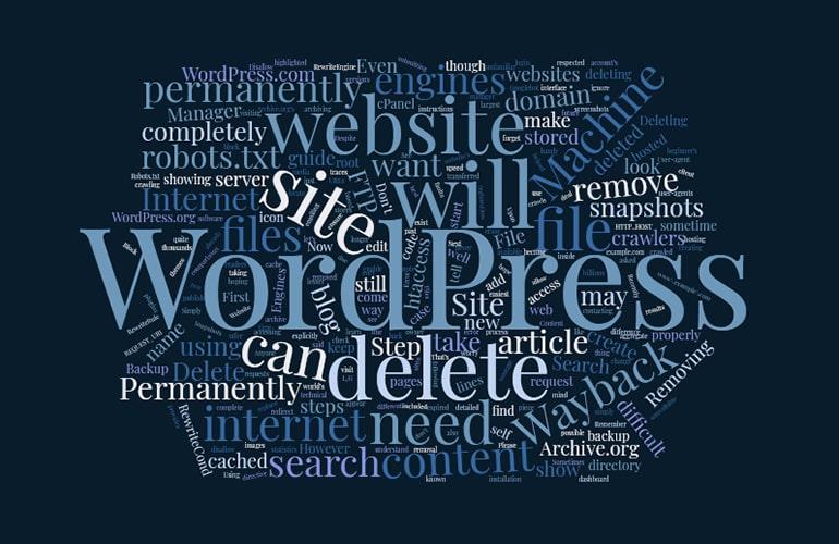 www sivujen poistaminen internet ilojavain